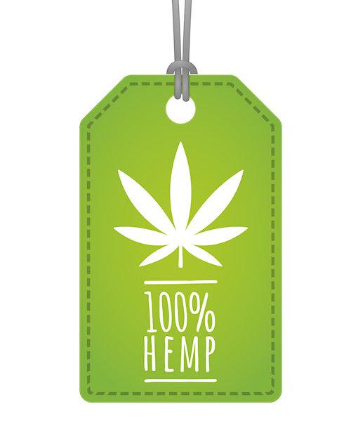 100% pure hemp